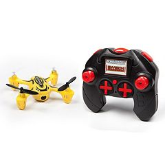 World Tech Toys Envision Remote Control Quadcopter Spy Drone