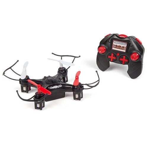 World Tech Toys Nimbus Mini Remote Control Quadcopter Drone