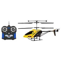 World Tech Toys X9 Extremely Tuff Ready-To-Fly Electric Remote Control Helicopter