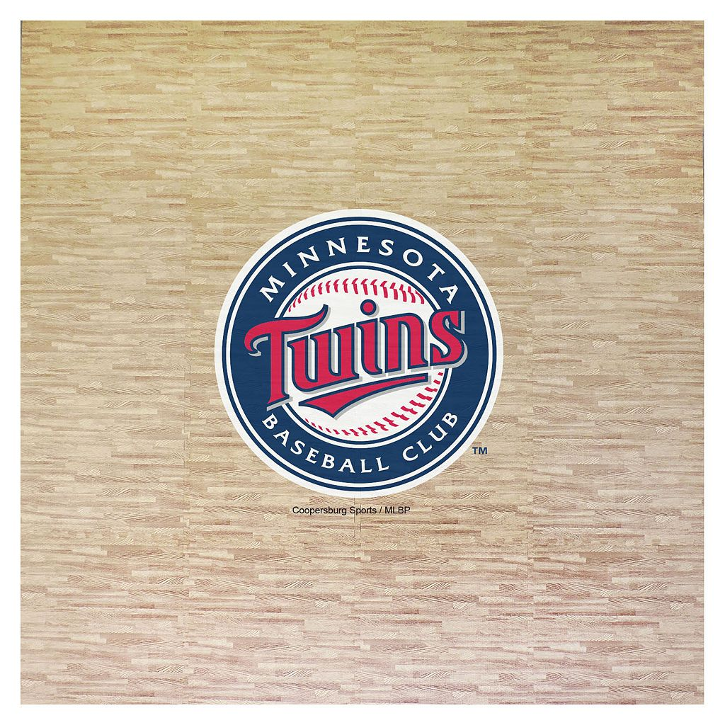 Minnesota Twins 8' x 8' Portable Tailgate Floor