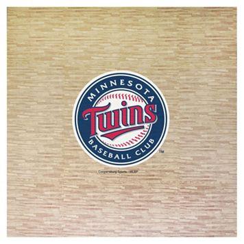 Minnesota Twins 8' x 8' Portable Tailgate Floor