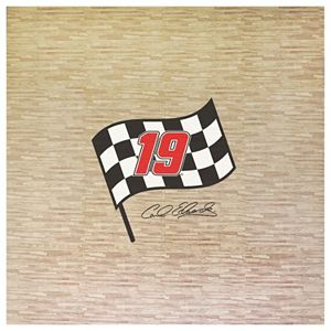 Carl Edwards 8' x 8' Portable Tailgate Floor