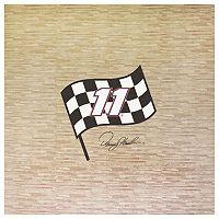 Denny Hamlin 8' x 8' Portable Tailgate Floor