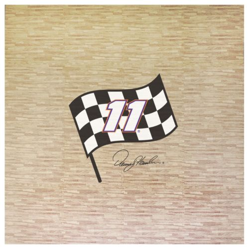 Denny Hamlin 8′ x 8′ Portable Tailgate Floor