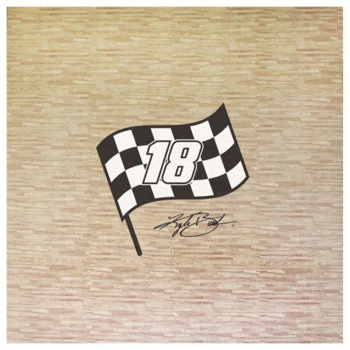 Kyle Busch 8' x 8' Portable Tailgate Floor