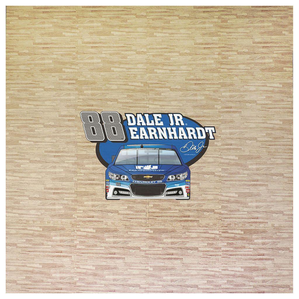 Dale Earhardt 8' x 8' Portable Tailgate Floor