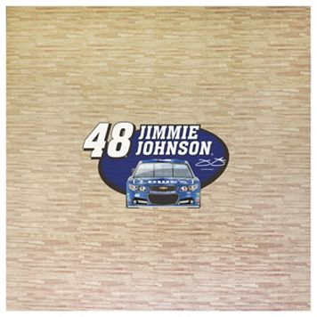 Jimmie Johnson 8' x 8' Portable Tailgate Floor