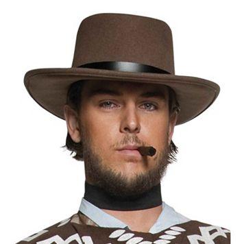 Adult Western Cowboy Costume Hat
