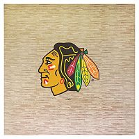Chicago Blackhawks 8' x 8' Portable Tailgate Floor