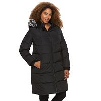 Plus Size Gallery Hooded Puffer Down Puffer Jacket