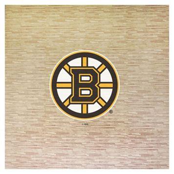 Boston Bruins 8' x 8' Portable Tailgate Floor