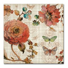 Trademark Fine Art French Country IV Canvas Wall Art