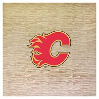 Calgary Flames 8' x 8' Portable Tailgate Floor