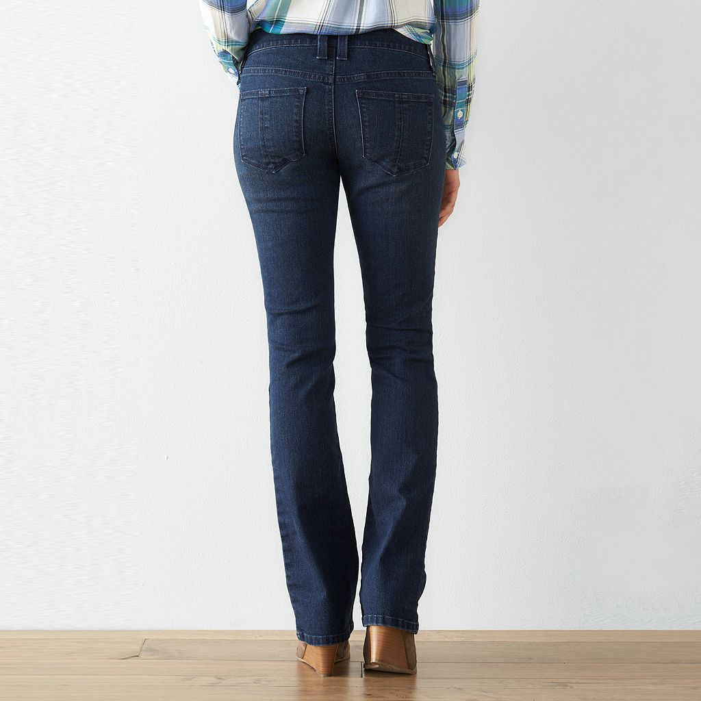 Women's SONOMA Goods for Life™ Bootcut Jeans