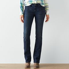 Womens Grey Bootcut Jeans - Bottoms, Clothing   Kohl's