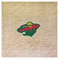 Minnesota Wild 8' x 8' Portable Tailgate Floor