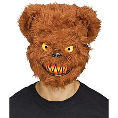 Adult Scary Bear Costume Mask