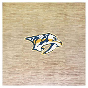 Nashville Predators 8' x 8' Portable Tailgate Floor