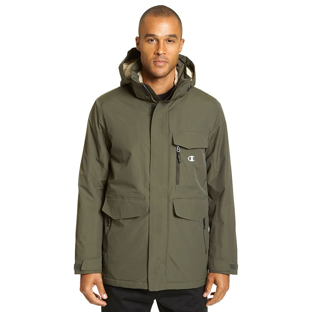 Champion Technical Hooded Parka