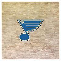 St. Louis Blues 8' x 8' Portable Tailgate Floor