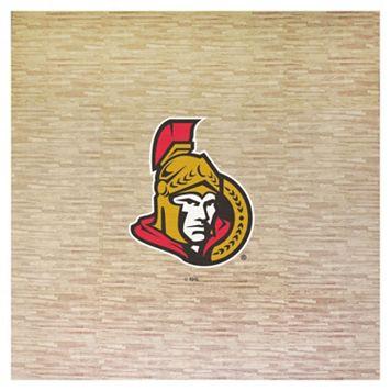 Ottawa Senators 8' x 8' Portable Tailgate Floor