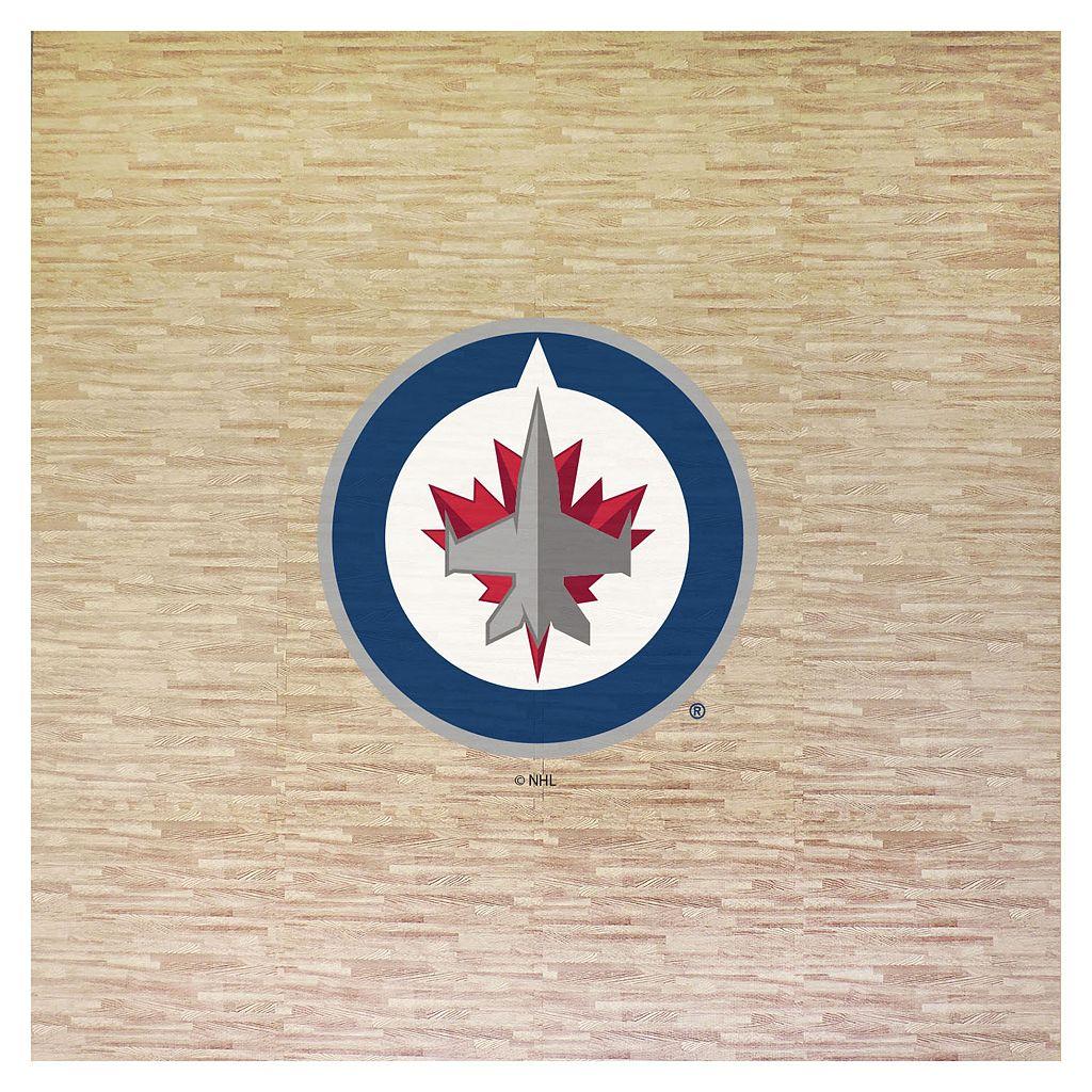Winnipeg Jets 8' x 8' Portable Tailgate Floor