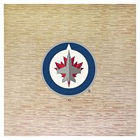 Winnipeg Jets 8' x 8' Portable Tailgate Floor