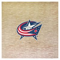 Columbus Blue Jackets 8' x 8' Portable Tailgate Floor