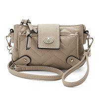 Candie's® Brooke Convertible Crossbody Wallet