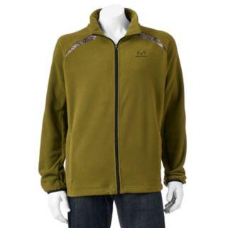 Men's Realtree Polar Fleece Performance Jacket