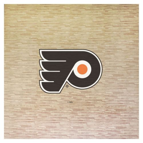 Philadelphia Flyers 8' x 8' Portable Tailgate Floor