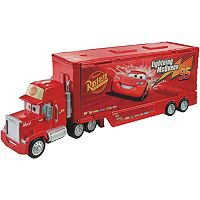 Disney / Pixar's Cars Mack Action Drivers Playset