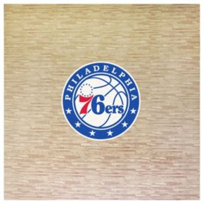 Philadelphia 76ers 8' x 8' Portable Tailgate Floor