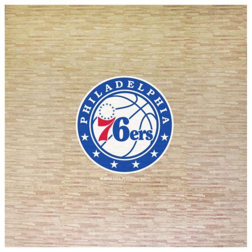 Philadelphia 76ers 8' x 8' Por...
