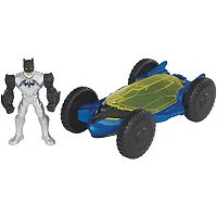 DC Comics Batman Unlimited: Mechs & Mutants Movie Bat-Mech Robot 16-Inch Figure