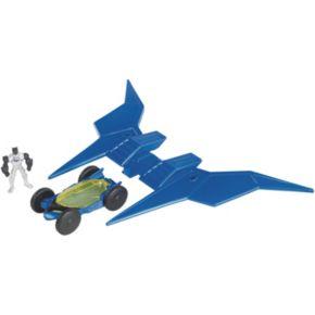 DC Comics Batman Unlimited: Mechs & Mutants Movie Bat-Mech Robot 16-Inch Figure