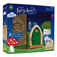 License 2 Play Irish Fairy Door