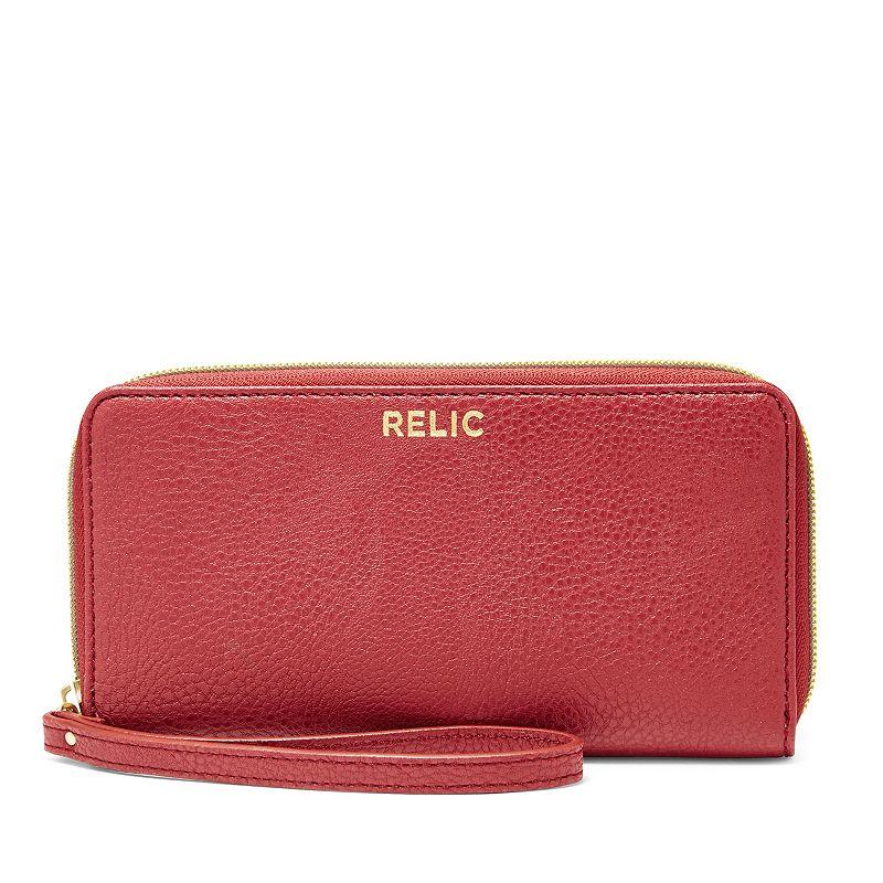 Relic Emma Phone Wallet, Women's, Brt Red