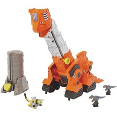 DreamWorks Dinotrux Skya's Tall Tail Slide Playset
