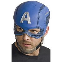 Adult Captain America: Civil War Costume Mask