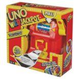 UNO Wild Jackpot by Mattel