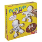 Pictionary Man Double Draw Game by Mattel
