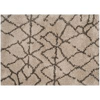 Safavieh Belize Tribal Abstract Shag Rug