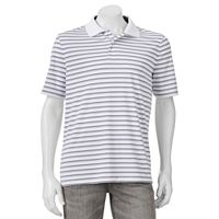 Men's Croft & Barrow® Cool & Dry Striped Polo