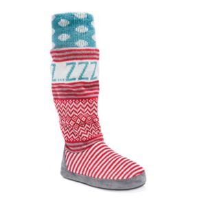 Women's MUK LUKS Angie Boot Slipper