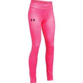 Girls 7-16 Under Armour HeatGear Printed Leggings