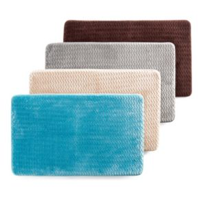 Mohawk® Home Wave Chevron Memory Foam Bath Rug - 20'' x 32''