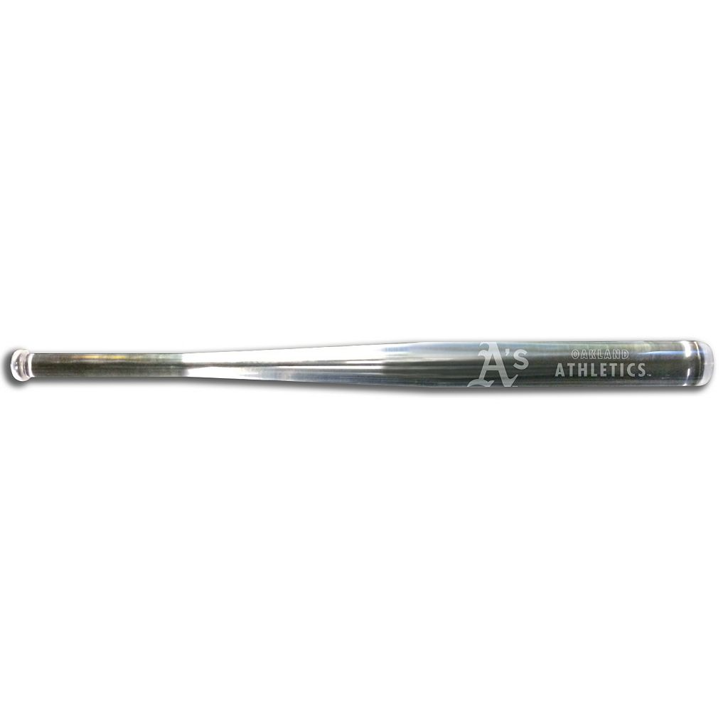 Oakland Athletics 18-Inch Acrylic Bat
