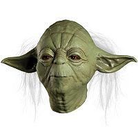 Adult Star Wars Yoda Latex Mask