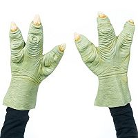 Adult Star Wars Yoda Latex Hands
